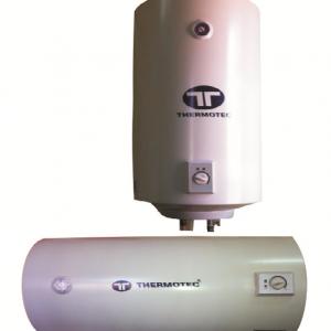 150 Litre Copper Pressure With 1 X Solar Panel Thermotec